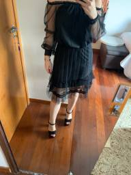 Vestido Preto SAKAZI
