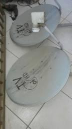 Vendo 2 antenas