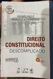 Livro Direito Constitucional - Vicente Paulo e Marcelo Alexandrino