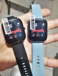 Smartwatch P8 SE - Melhor custo Benefício (Duas cores disponíveis)