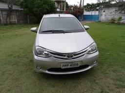 Étios XLS Sedan 1.5