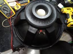Carcaça de auto falante 18 Oversound