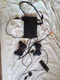 Vendo video game rodando normal play 2