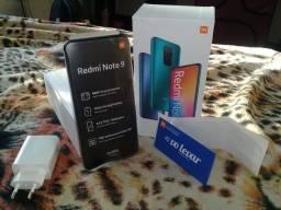 Xiaomi Note 9  4/128 gigas.