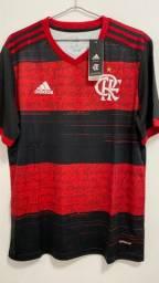 Camisa do Flamengo 2020 - Importada - Tamanhos: M, G e GG