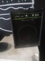 caixa de som 800w de potência