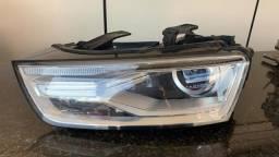 Farol Audi Q3 16-19 C/Led L.E