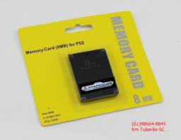 Memory Card Play 2 função USB