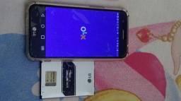 Celular k10 lg 2017