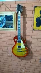 Vendo guitarra Golden lespol