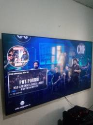 Tv  65 Smart Crystal Samsung Barbada!!
