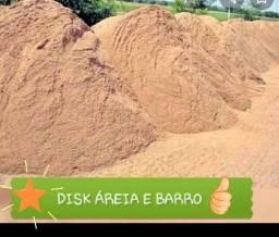 VENDO AREIA E BARRO
