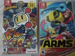 Bomberman R + ARMS