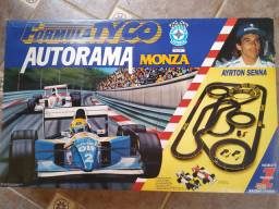 Autorama Airton Senna Monza