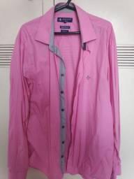 Camisa social Dudalina N° 4 slim