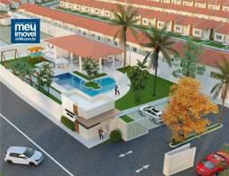 64- Condomínio Giovana, em Ribamar. Entrada facilitada!