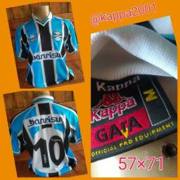 Camisa Grêmio kappa 2001 (M)