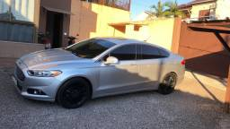 Ford Fusion AWD Ecoboost