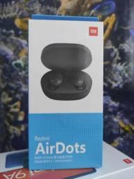 Redmi Air Dots em liquidação! Novo LACRADO com Garantia e Entrega
