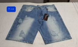 Bermuda jeans da Vislane original tamanho 44