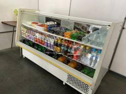 Vendo balcão refrigerado e balcão caixa