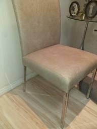 Cadeiras em alto padrão