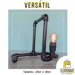 Luminária Versátil