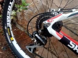 Bicicleta mosso minerva aro 26