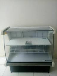 Balcão gelado novo nunca usado com 1,30cm