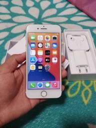 Iphone 7 rose 12X CARTÃO SEM JUROS