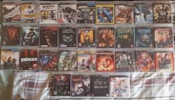 Jogos de PlayStation 3 e 4