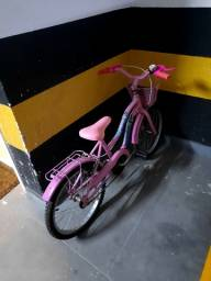Bicicleta aro 20 menina