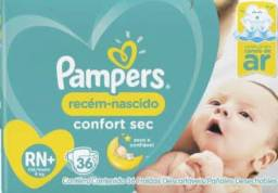 Fralda RN+ Pampers
