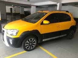 Toyota Etios Cross - Raridade