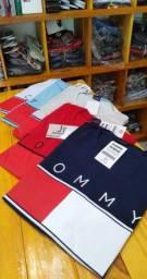 Camisa regata machão boné bermuda leia o anúncio