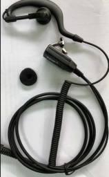 Fone de radio ep450 dep450 Motorola e dtr620 mod g só $60,00