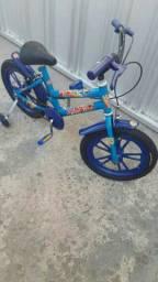 Bicicleta aro 16 Lucas Neto