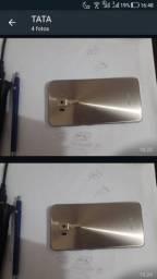 Asus zenfone 3 dourado venda ou trocas