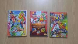 Coleção de DVDs do Patati Patata