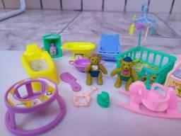 Kit Ursinhos Adoráveis 15 peças