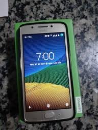 Vendo Motorola moto g 5 32 gb