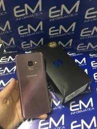 Samsung Galaxy S9 128GB Lilas - Perfeito Estado - Garantia - Aceito Trocas