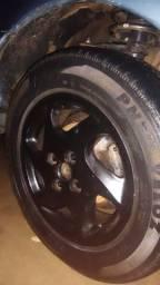 Modo de roda aro 14