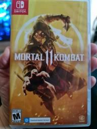 Mortal Kombat nitendo switch