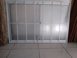 Vende-se janelas de Aluminio ( Tamanhos e Valores na descrição)