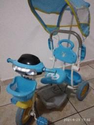 Título do anúncio: Triciclo infantil  semi-novo por 180.00