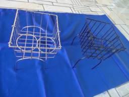 cestinho porta objetos p/ ( fusca / brasilia / variant )