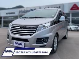 Jac T8 2.0 7 lugares 2014