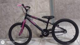 Bicicleta aro 20 nova usou uma vez