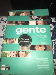 Livro Gente Unica Español